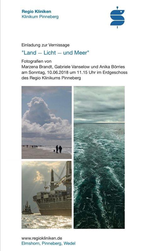 Land- Licht- und Meer
