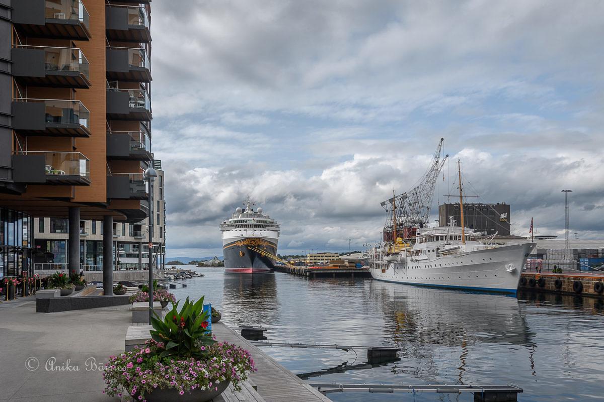 Kiel – Oslo und zurück