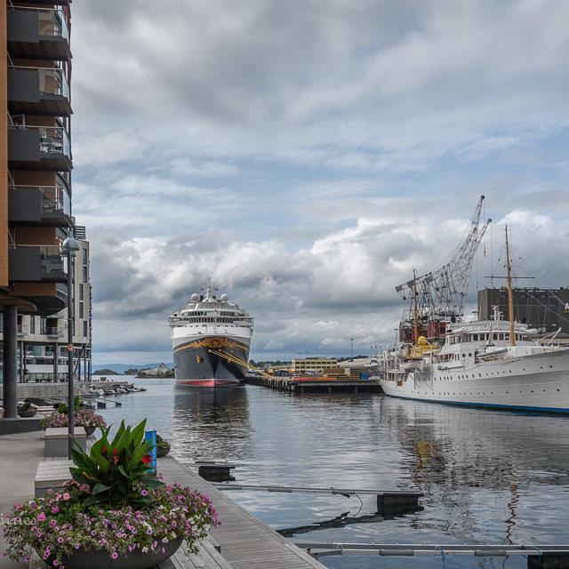 Kiel - Oslo und zurück